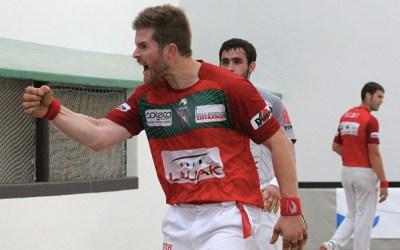 Elgart-Ducassou en finale contre Larralde-Iturbe à Urrugne