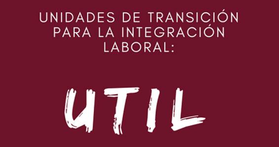 util unidades de transición para la integración laboral