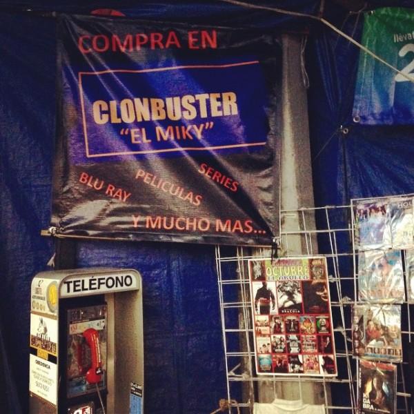 clonbuster