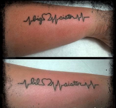 Tatuajes Para Hermanas Que Te Derretirán El Corazón