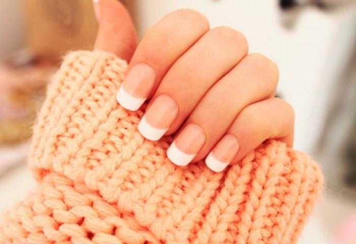 20 Diseños Para Hacerle A Tus Uñas Un Manicure Francés