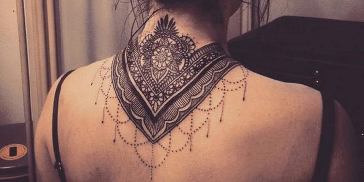 Tatuajes Con Diseños De Encaje Realmente Femeninos