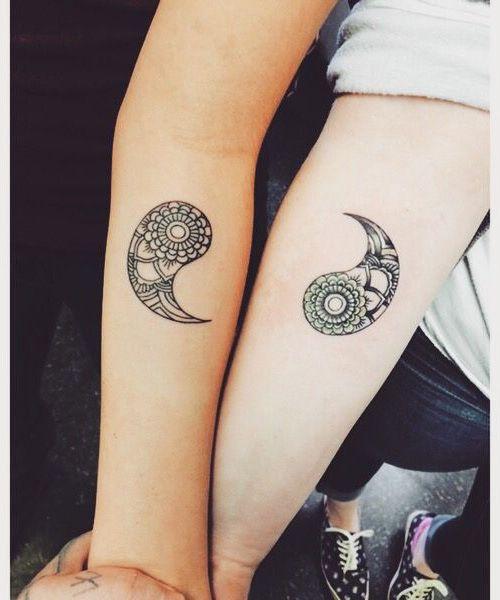 25 Tatuajes Especiales Para Mamá E Hija