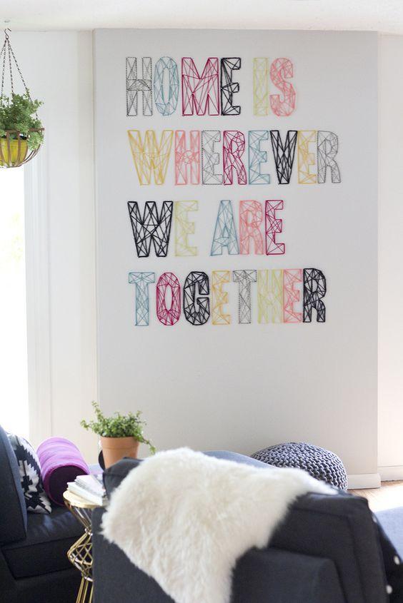 14 Irresistibles maneras de decorar las paredes de tu cuarto