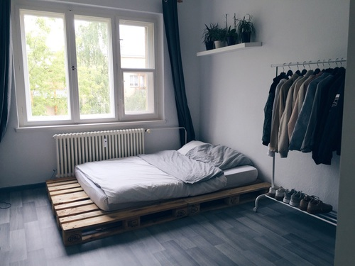 16 Ideas para decorar una habitacin blanca