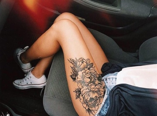 12 Ideas Sexys Para Hacerte Un Tattoo En La Pierna