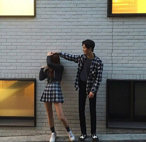Tumblr Couple Outfits Matching