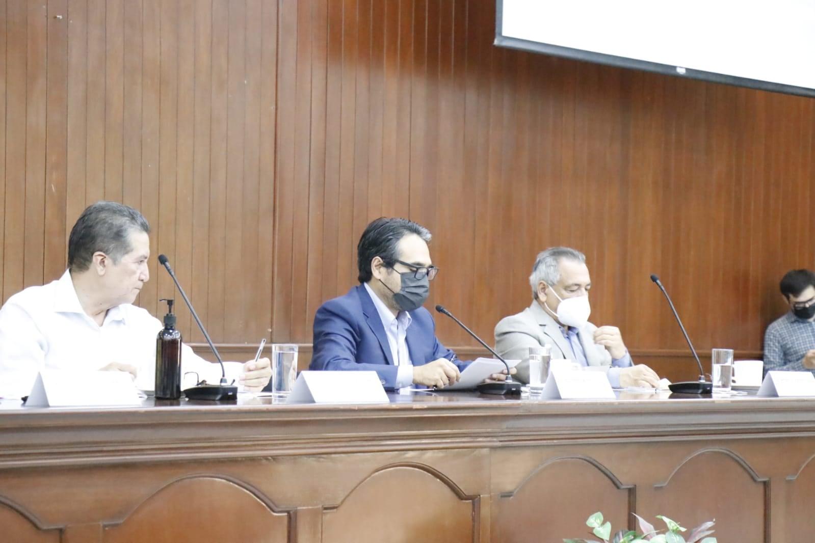 """""""La glosa del informe ha dado muestra de que el gobierno de Quirino Ordaz ha sido de resultados, orden y compromiso social"""": Ricardo Madrid"""
