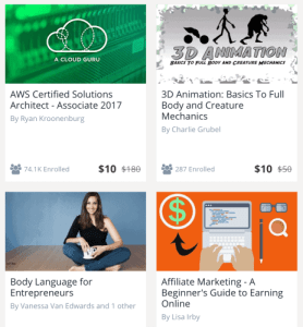 teaching online courses lesson hosting