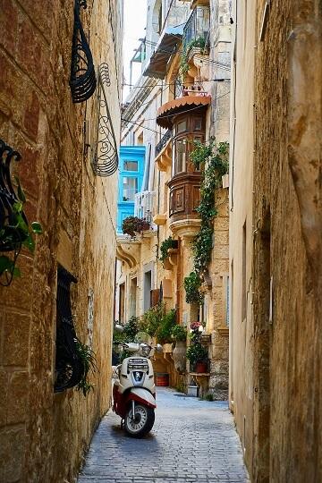malta calles