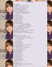 Justin Bieber Baby Mp3 Download High Quality : justin, bieber, download, quality, Justin, Bieber, -Baby, Worksheet, Jasnicka