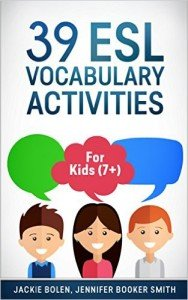 ESL Vocabulary Activities for Kids