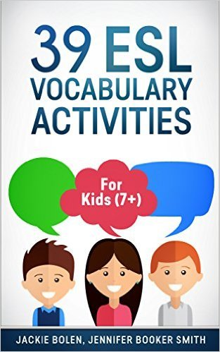 ESL Vocabulary Activities for Kids