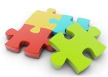Puzzle Pieces ESL Ice Breaker