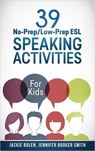 ESL Speaking Activities for Kids