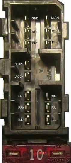 Radio Wiring Diagram Likewise Hyundai Sonata Radio Wiring Diagram In