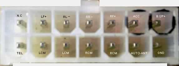 Clarion Cd Player Wiring Diagram Moreover Pioneer Radio Wiring Diagram