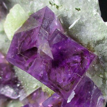 Fluorite, Baryte -Berbes, Asturias, Spain_cha_09