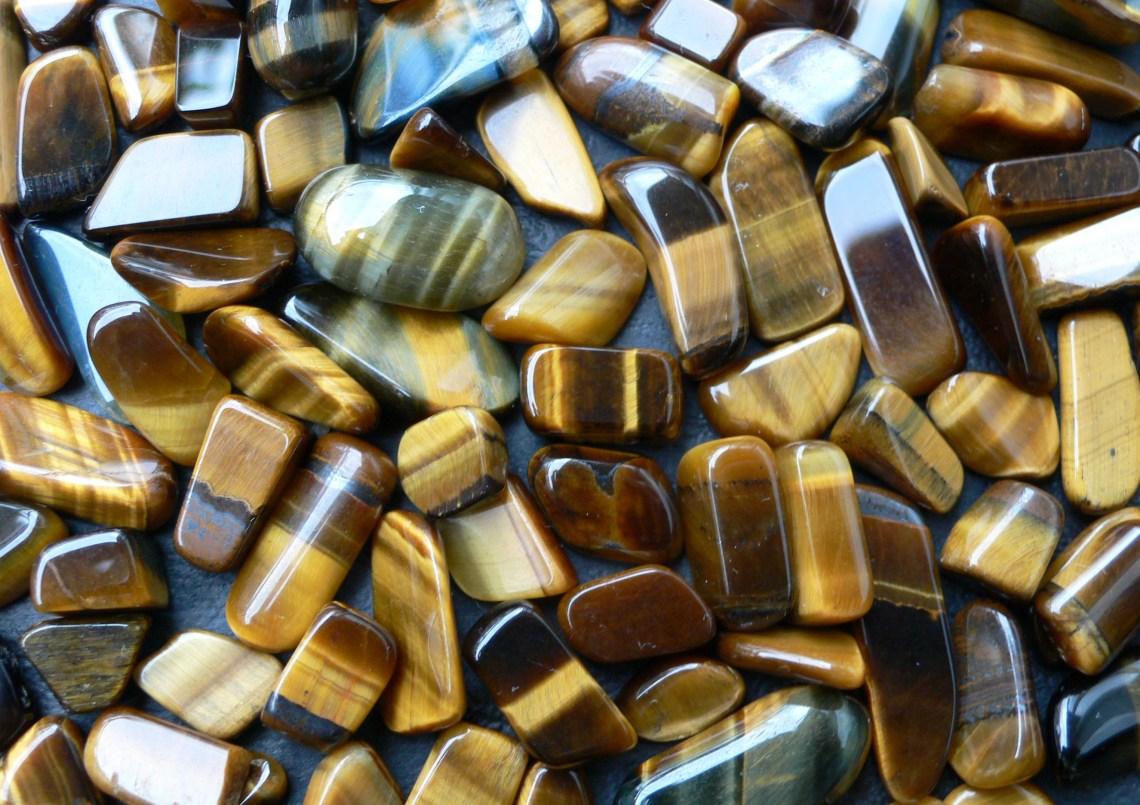 Ojo de tigre, piedra, mineral, blog esmagic