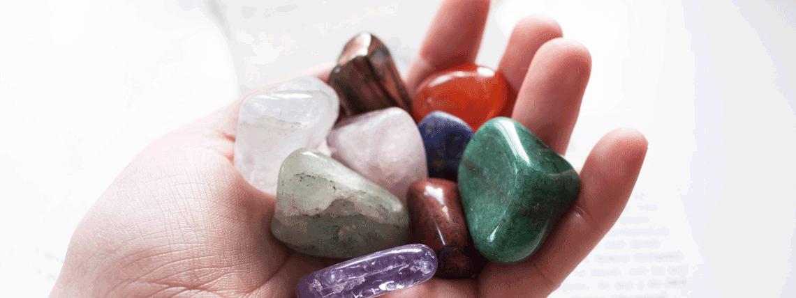 chakras y cristales esmagic