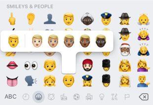 iOS 10 New Emoji 1
