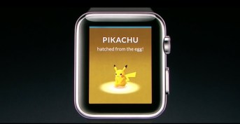 Pokemon Go Apple Watch 4