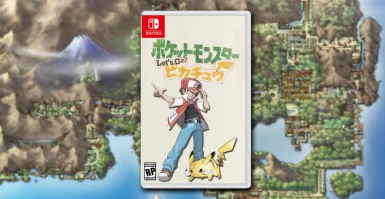 Let S Go Pikachu El Proximo Juego De Pokemon Para El Switch
