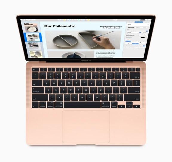 Apple new macbook air new magic keyboard 03182020 inline jpg medium 2x