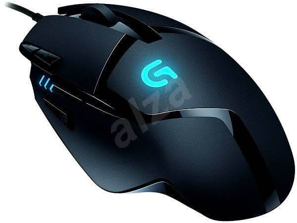 Logitech G402 Software