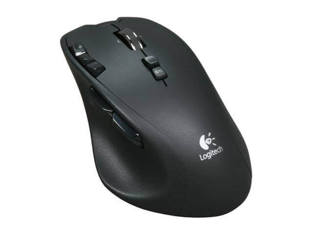 Logitech G700 Software