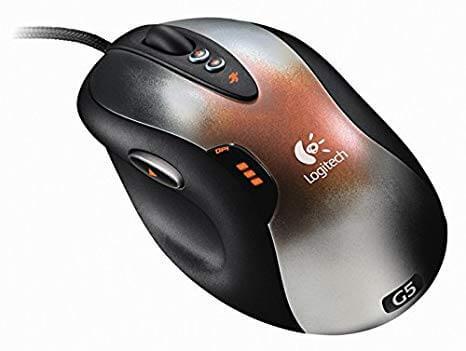 Logitech G5 Drivers