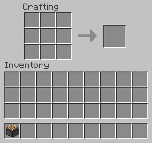 Make a Piston in Minecraft