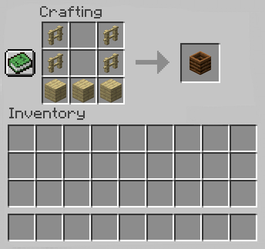 How to Make a Composter in Minecraft