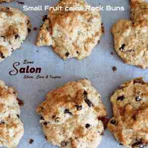 Small Fruitcake, Rock Buns