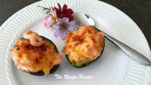 Avocado with Shrimps 2