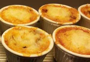 Chicken Pot Pie with Mashed Potato Top