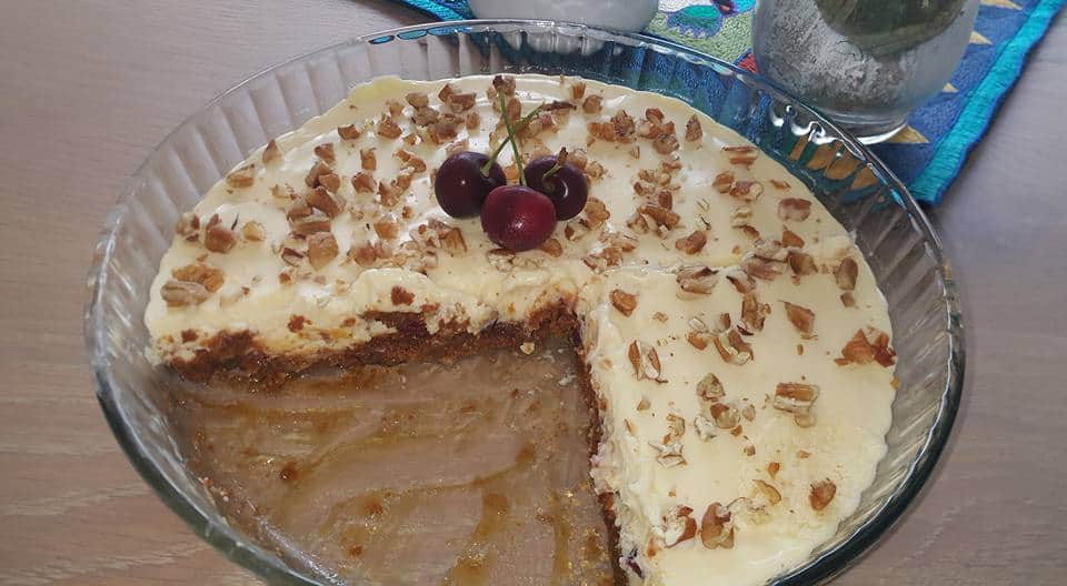 Kenny's Microwave Cheesecake