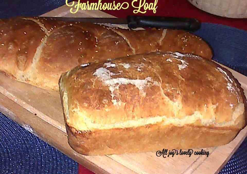 Home-Made Farmhouse loaf