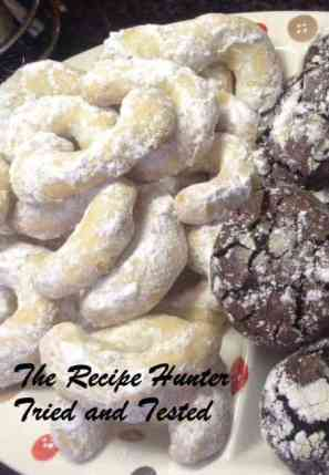 TRH Almond Crescents