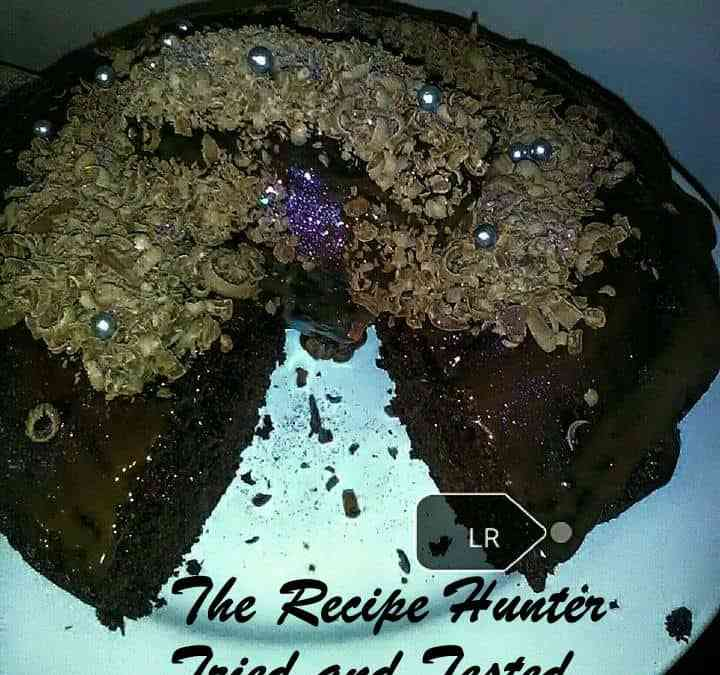Layne's Chocolate Coffee Cake