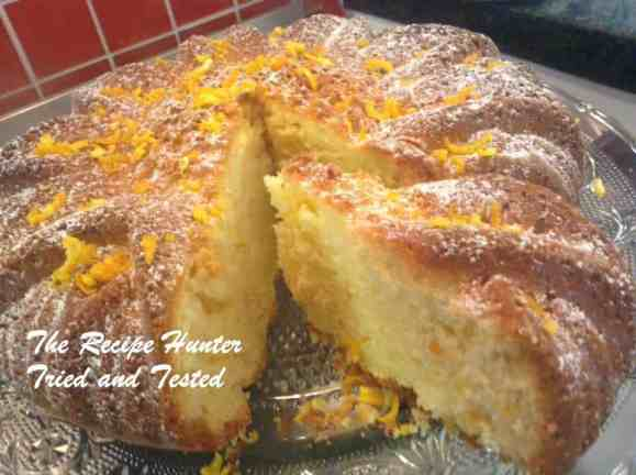 TRH Gail's Orange Cake