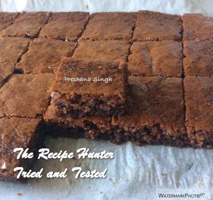 Preshana's Brownies (Mumsnet)