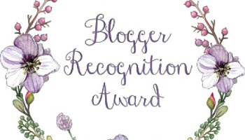 Blogger Recognition Award 5