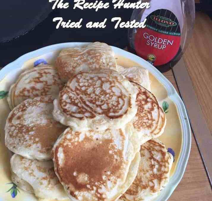 Rabia's Breakfast Cumpets