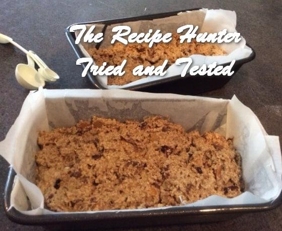 TRH Es_s Herbal Tea and Dried Fruit, No flour, No Butter, No Oil Bread - Copy