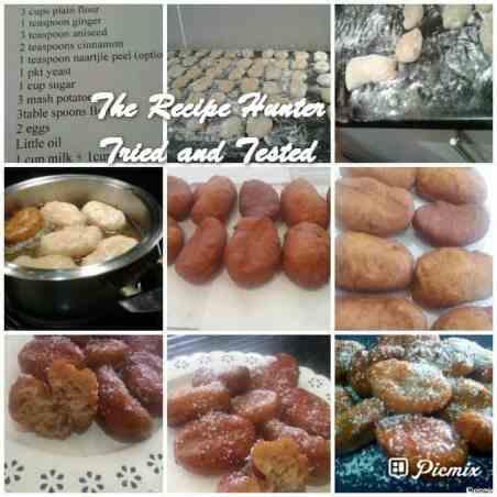 TRH Feriel's Yummy Potato Koeksisters
