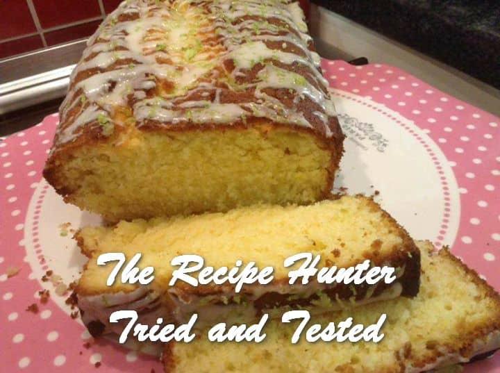 Gail's Vanilla & Lemon Cake