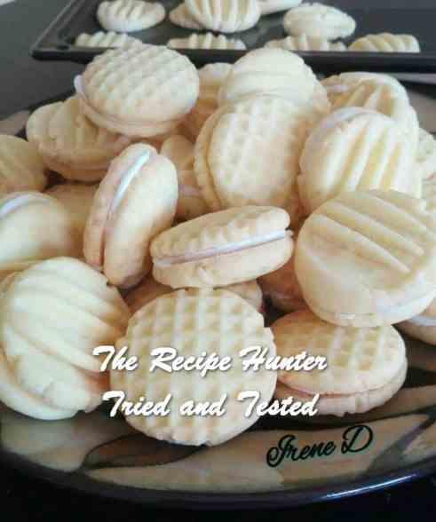 TRH Irene's Lemon and Almond Creams