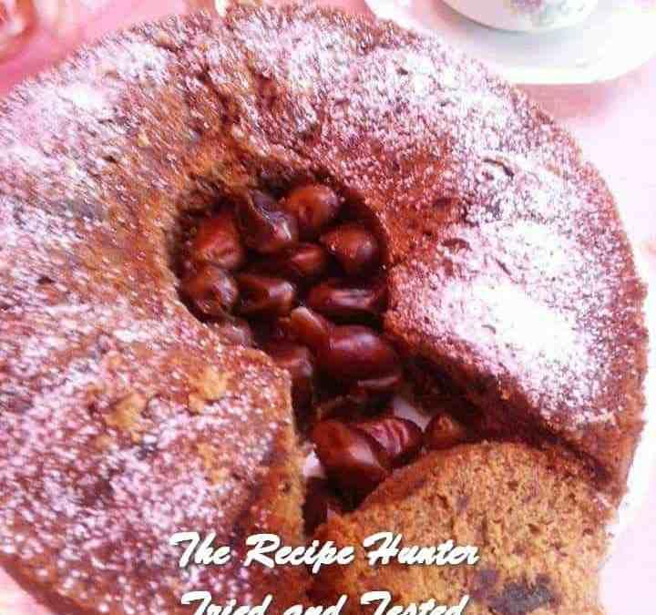 Rashida's Date Cake