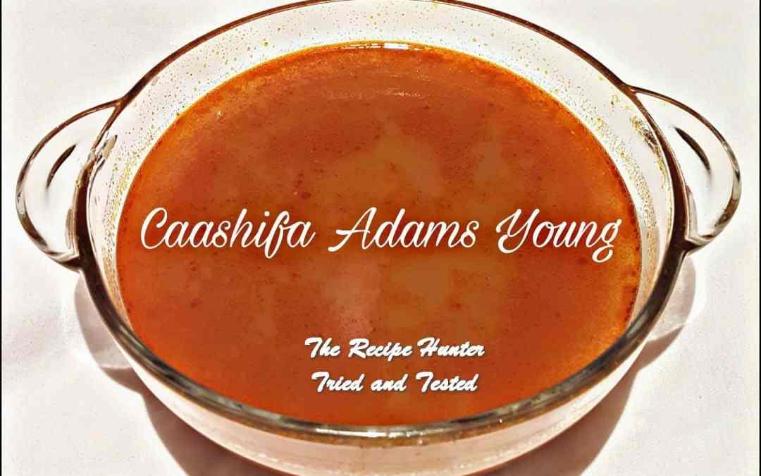 Caashifa's Gut Healing Lamb Bone Broth